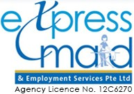 Maid agency: Express Maid & Employment Services Pte Ltd