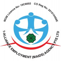 Maid agency: 1-Alliance Employment (Maids) Agency Pte. Ltd.