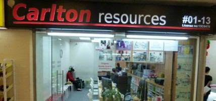Maid agency: Carlton Resources