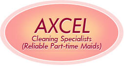 Maid agency: Axcel Cleaning Specialists