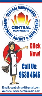 Central Manpower Maid Agency