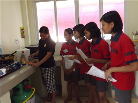 Myanmar maid agency training center 5